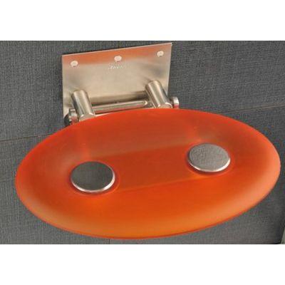 Siedzisko prysznicowe Ovo P Ravak B8F0000005 orange