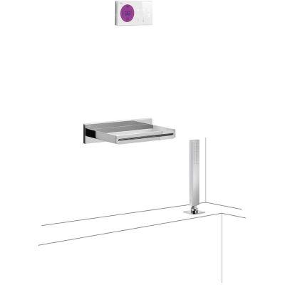 Zestaw prysznicowy 09286570 Tres Shower Technology