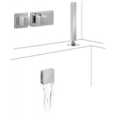 Zestaw prysznicowy 20725207 Tres Block System