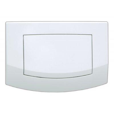 Przycisk spłukujący do wc biały 9240140 Tece Ambia