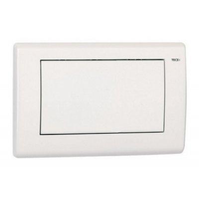 Przycisk spłukujący do wc biały 9240312 Tece Planus