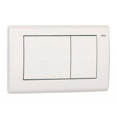 Przycisk spłukujący do wc biały 9240322 Tece Planus