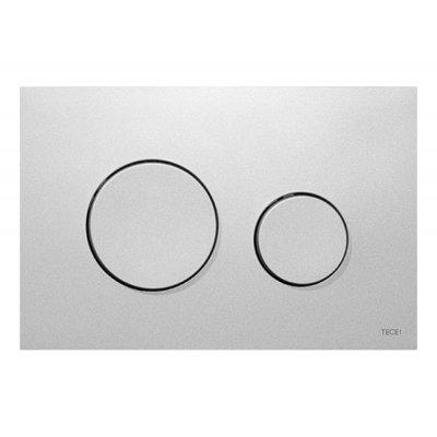 Przycisk spłukujący do wc chrom matowy 9240625 Tece Loop