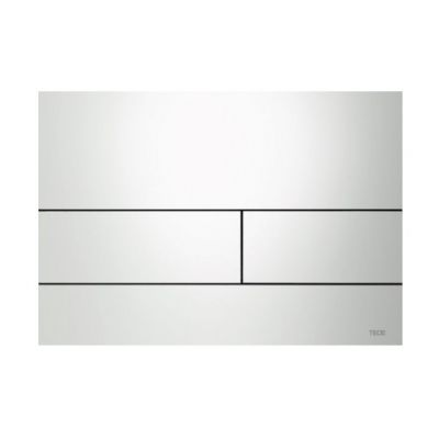 Przycisk spłukujący do wc biały 9240832 Tece Square II