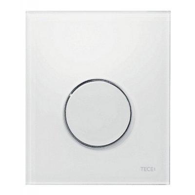 Przycisk spłukujący do pisuaru biały 9242600 Tece Loop
