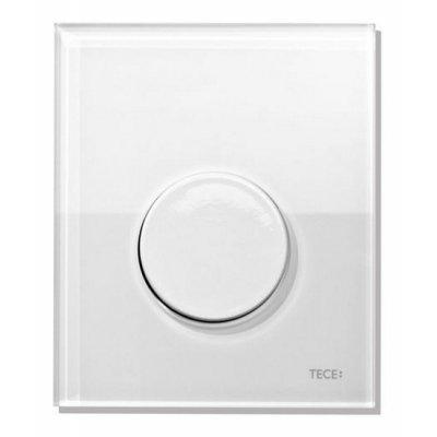 Przycisk spłukujący do pisuaru biały 9242650 Tece Loop