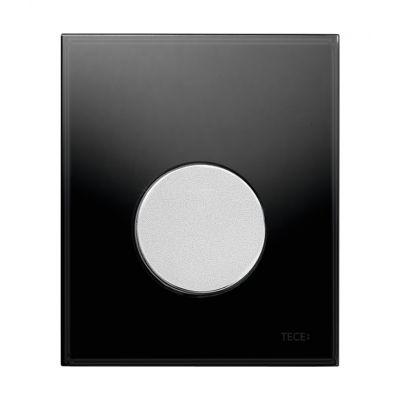 Przycisk spłukujący do pisuaru czarny 9242655 Tece Loop