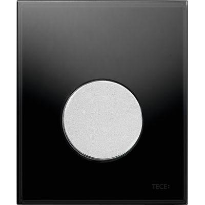 Przycisk spłukujący do pisuaru czarny 9242656 Tece Loop