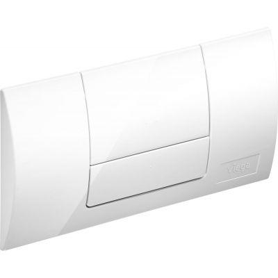Przycisk spłukujący do wc biały 449001 Viega