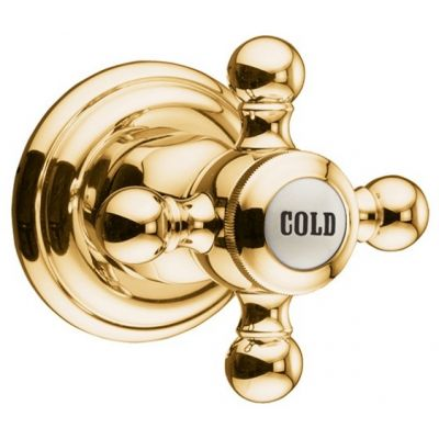 Zawór podtynkowy COLD Kludi ADLON 518154520 mosiądż