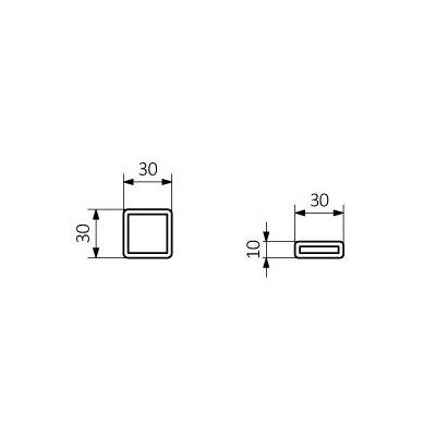 Grzejnik łazienkowy 45x87 cm WGQBA087045K916ZX Terma Quadrus Bold