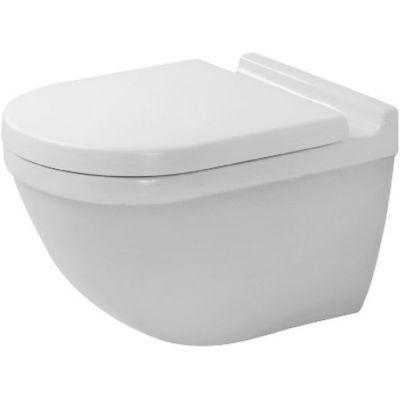 Miska WC wisząca 25270900001 Duravit Starck 3