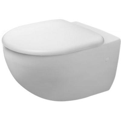 Miska toaletowa wisząca lejowa Architec Duravit 254609 00 64