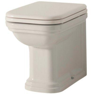 Miska WC stojąca 411801 Kerasan Waldorf