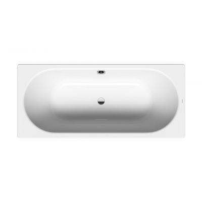 Wanna prostokątna 180x75 cm powierzchnia uszlachetniona Classic Duo model 109 Kaldewei 290900013001 biały