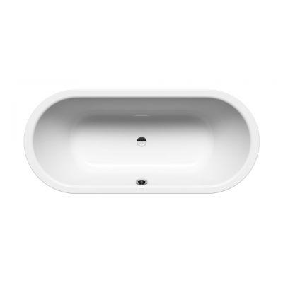 Wanna owalna 170x75 cm powierzchnia uszlachetniona Classic Duo model 113 Kaldewei 291400013001 biały