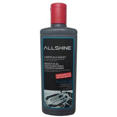 Środek czyszczący do zlewozmywaków stalowych i kom 1083829 Alveus Allshine